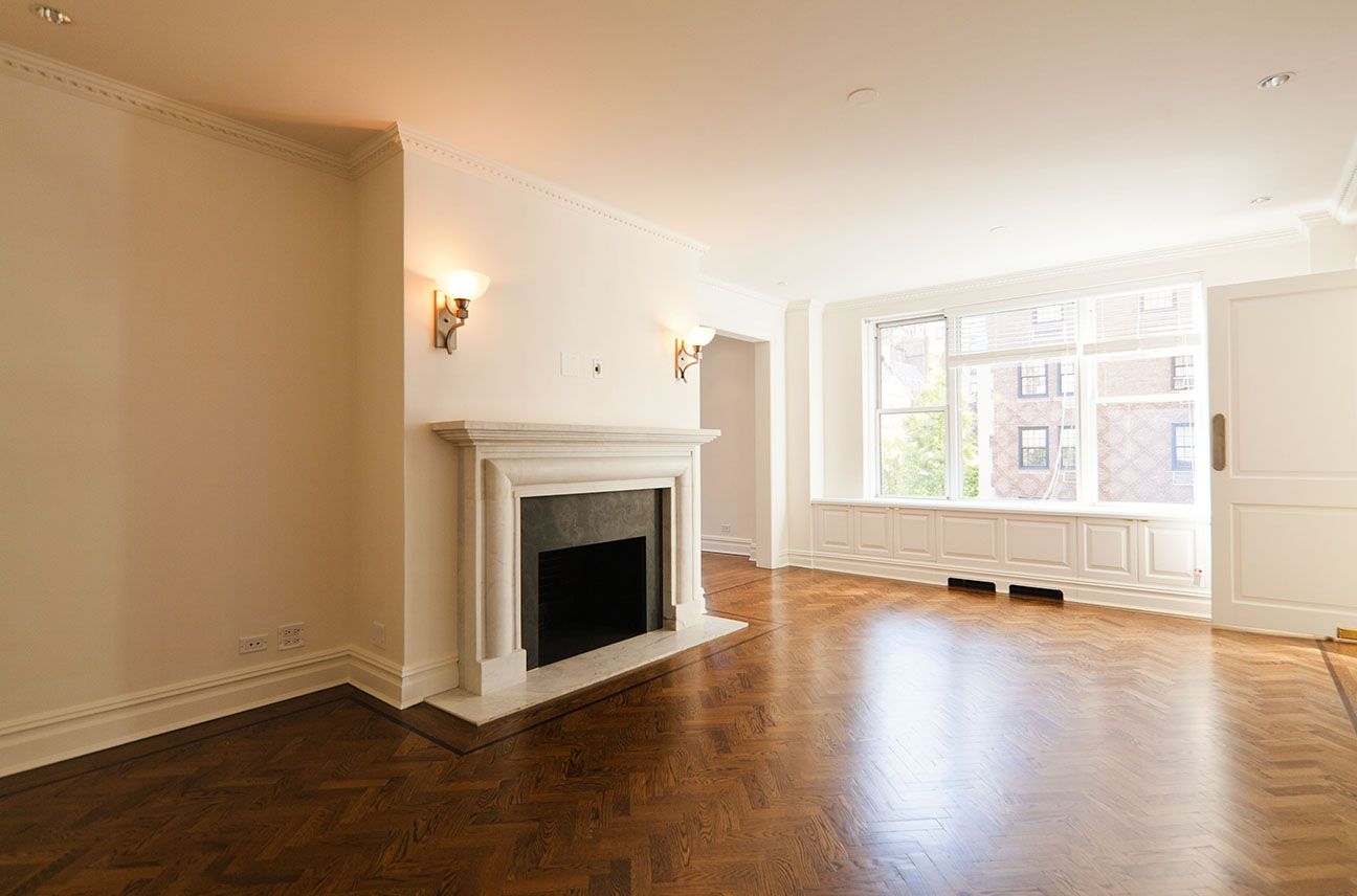 NYC Residential Construction: 80th Street Pre-War Apartment